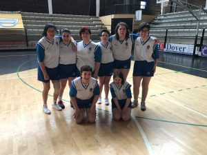 Equipo de baloncesto femenino Esclavas de EVD Galici